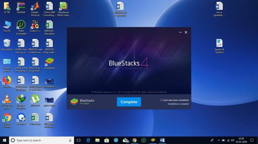 download bluestacks