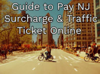 Pay NJ Surcharge & Traffic Ticket Online