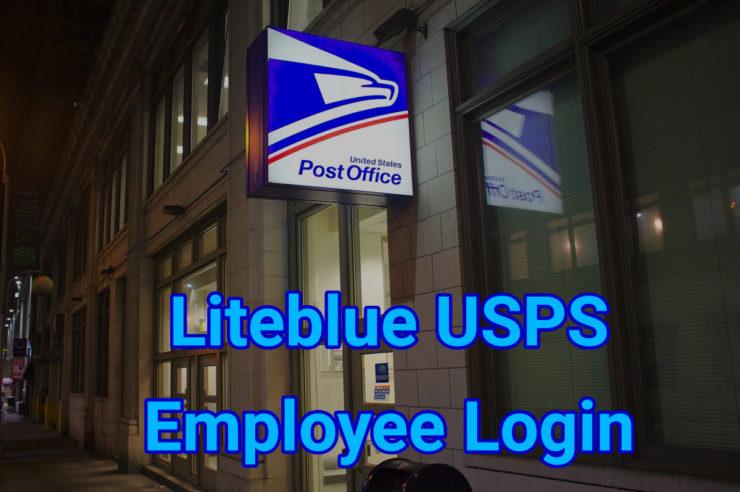 Liteblue USPS Employee Login